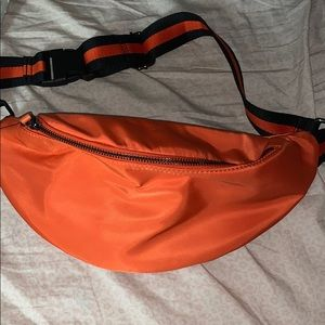 Orange Fanny Pack